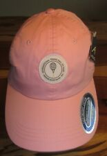 International Tennis Hall of Fame Womens Baseball Cap, Hat, Pink, Strapback, New