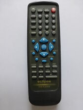 ECLIPSE DVD REMOTE CONTROL ir transmitter cover missing