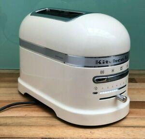 Kitchenaid Artisan Toaster, Almond White, Fully Working