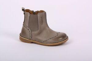 Bisgaard Light Grey Chelsea Boots