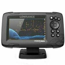 Lowrance HOOK Reveal 5x Fishfinder w/ 5 Inch SolarMAX TM Display- 000-15503-001