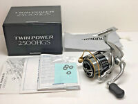 SHIMANO 15 TWINPOWER 2500HGS   - Free Shipping from Japan