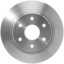 Disc Brake Rotor-Premium Brake Rotor Rear Bendix PRT5441