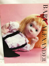 Madame BABY Alexander 2000 Collection Color DOLL CATALOG