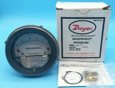 Dwyer 2210 Magnehelic Differential Pressure Gage