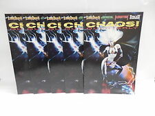 Chaos Quarterly Comic Book #1 X5 Lady Death Julie Bell Cover Purgatori Cremator