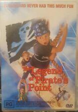 THE LEGEND OF PIRATE'S POINT RARE DVD ASHER METCHIK SAM GIFALDI GOONIES FILM OOP