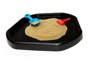 PVC Sand Tray Play Pit Children Outdoor Toys Sandpit Waterpit Kids Fun 70x70 cm