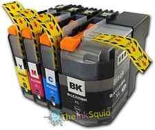 4 LC225XL + LC229XXL Cartuchos de tinta para la impresora Brother MFCJ 5625DW MFCJ 5720DW