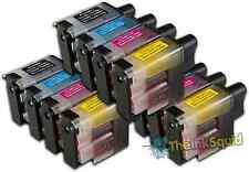 LC900 12 cartouche d'encre set pour Brother imprimante DCP120C DCP310 DCP340CN DCP340CW