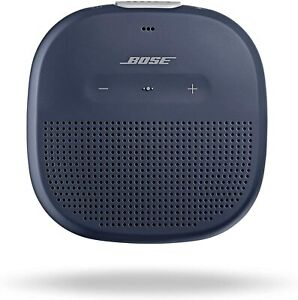 Bose SoundLink Micro Speaker Midnight Blue New!!!