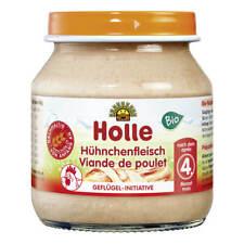 Holle - Hühnchenfleisch - 125 g - 6er Pack