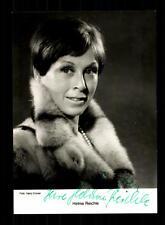 Helma Reichle Autogrammkarte Original Signiert # BC 70911
