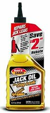 Jack Oil with Stop Leak - Prevents Future Leaks Renews Worn Jacks 12.5 oz.
