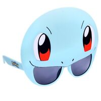 Pokemon Squirtle Shades Novelty Instant Costume Party Sunglasses UV Sun-Staches
