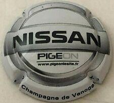 Capsule de Champagne De VENOGE (276d. NISSAN)