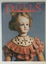 Dolls Magazine May 1985 Black Dolls on Parade Old World Influences Plain & Fancy