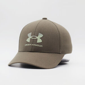 Under Armour Boys' UA ArmourVent Stretch Hat Cap For Little Kids 4-7 Years Old