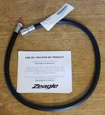 New listing Zeagle 30 inch Power Inflator Hose for SP, Zeagle Aqualung & other BPI Fittings