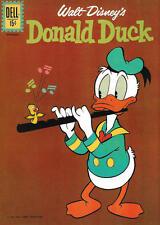 Donald Duck #80 F, Dell Comics 1961