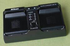 NIKON MH-22 Rapid Cargador * como Nuevo *