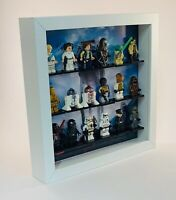 Display Frame case for Lego Star Wars ATAT minifigures figures invisible range