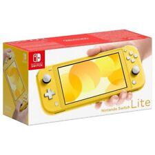 Nintendo Switch Lite Spielkonsole - Gelb