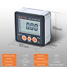 Inclinometro Digitale Goniometro Elettronico Misuratore Angolo Protractor D3L1