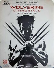 Wolverine L'immortale Extended Edition Blu-Ray 3D Dvd Sigillato