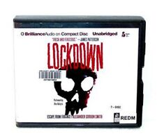 BOOK/AUDIOBOOK CD Age 12+ Alexander Gordon Smith Escape From Furnace LOCKDOWN