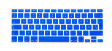 DANISH Silicone EU Keyboard Cover Skin Protector F Macbook Pro Air Retina 13 15