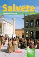 Salvete - Aktuelle Ausgabe / Schülerbuch (Band 1) von Ulrike Althoff, Manfred Blank, Sylvia Fein, Alfred Bertram und Regina Freese-Rieck (2006, Gebundene Ausgabe)