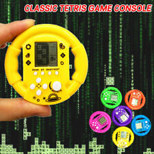 2219 Electronic Game Console ABS LCD Handheld Tetris Game Console Kids Mini