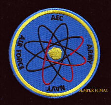 JTF-7 Joint Task Force 7 AEC  ATOMIC H BOMB TEST Atomic Energy Commission Patch
