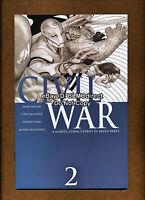 2006 Civil War #2 Iron Man 3rd Print Sketch Variant Printing Error Marvel 1st