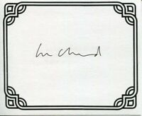 Lee Child Jack Reacher Thriller Writer Author Signed Autograph Bookplate