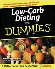 Low-Carb Dieting For Dummies Chauncey, Katherine B. Paperback