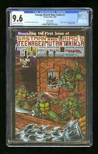 Teenage Mutant Ninja Turtles #1 CGC 9.6 Mirage 1985 - 4th Print