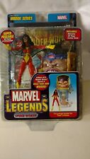 Marvel Legends Modok Series Spider-Woman Figure New