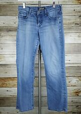 Lucky's Jeans Sz 4 Short Inseam Distressed Denim Boone Easy Rider #60