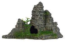 Aquarium-Deko ❤️ Felsen-Grotte ❤️ Stein Fische Terrarium Dekoration Zubehör