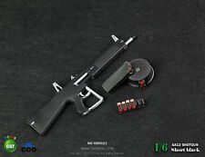 COOMODEL 1/6 X80023 Black Shotgun Series Soldier Figure Weapon Model Gun Toys