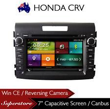 "7"" Car DVD GPS Navigation Head Unit Stereo Radio for HONDA CRV 2012-2016"