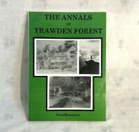 1992 The Annals of Trawden Forest Book by Fred Bannister