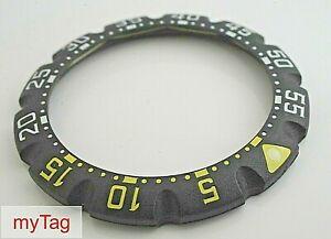 TAG Heuer F1 Chronograph  Black/Yellow Bezel  CA1213