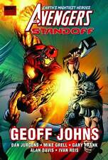 AVENGERS STANDOFF MARVEL PREM ED HARDCOVER GN TPB GEOFF JOHNS GRELL++ SEALED NEW