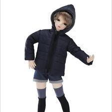 DOLLMORE 1/4 BJD clothes MSD SIZE - Lop01 Jumper (Black) [A6]