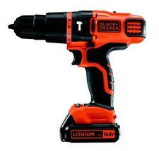 T321755 Black & Decker Egbl148kb - taladro color herramientas
