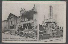CHANTENAY (44) Construction Confiturerie AMIEUX- FRÈRES TRÉS RARE