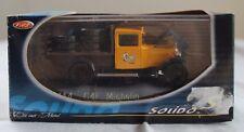 Camion 4444 CAF Michelin 1/43 eme - Jaune - Avec sa boite SOLIDO  - VO